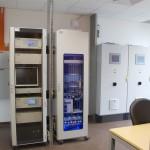 Room Calorimeter analysis units