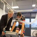 Tom Dumoulin's test run on omnical indirect calorimeter